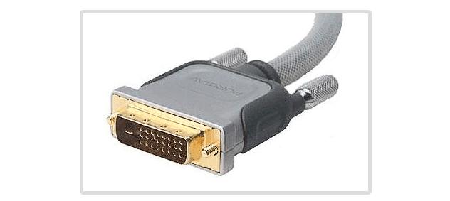 Монитор не видит dvi кабель что делать